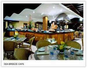Breakfast Buffet at Seabreeze Cafe, Boracay Regency