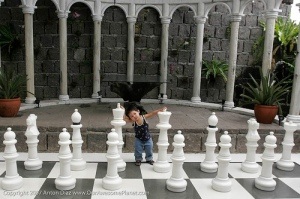First and Only Chess themed resto in the Philippines