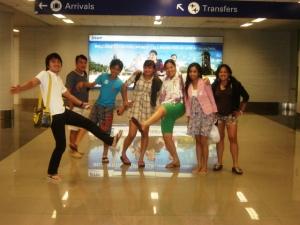 We're back in Manila!