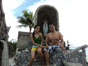 Reggie and Camille @ The Grotto (Station 1)