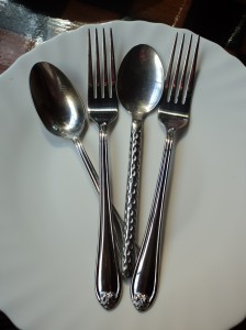 The Gigantic Utensils ;)