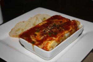 Lasagna Al Forno @ The Village Chef