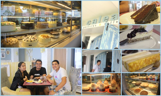 Calea Cakes and Pastries, Bacolod City, Negros Occidental, Philippines
