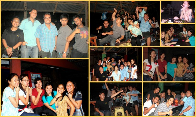 With the bubbly people from Bacolod City